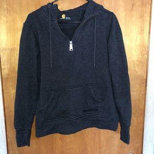 Carhartt Half-Zip Sweatshirt